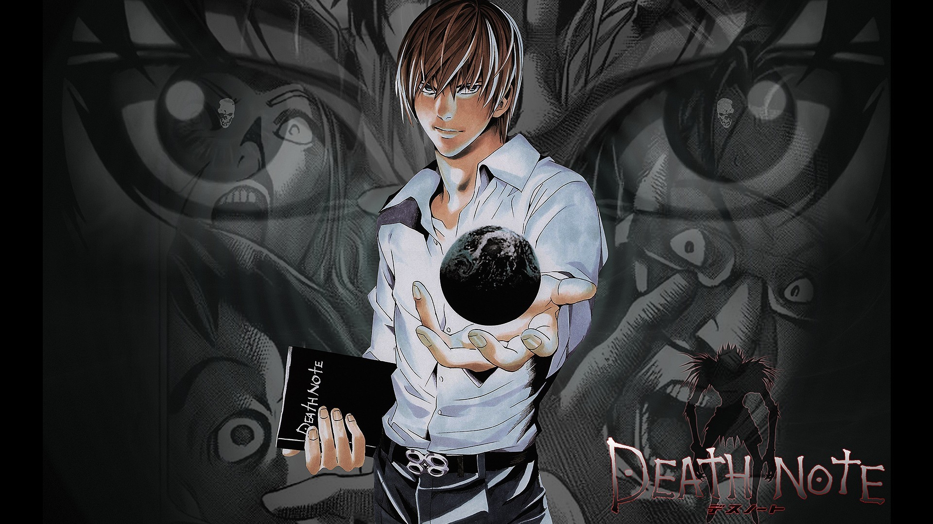 Death Note Hd Wallpapers 6 Free Hd Wallpaper - Animewp.com