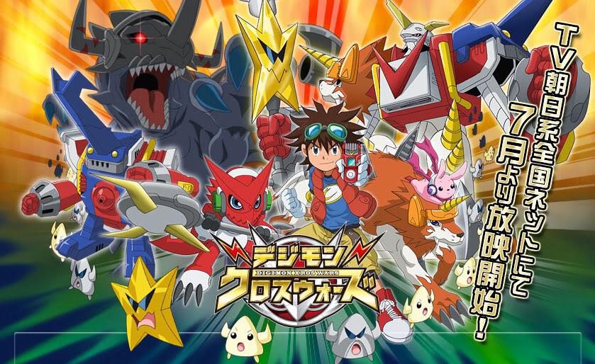 Digimon 322 Desktop Wallpaper