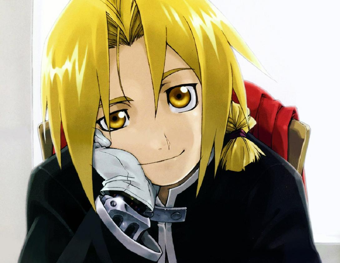 Edward Elric Fullmetal Alchemist Brotherhood 20 Widescreen ...