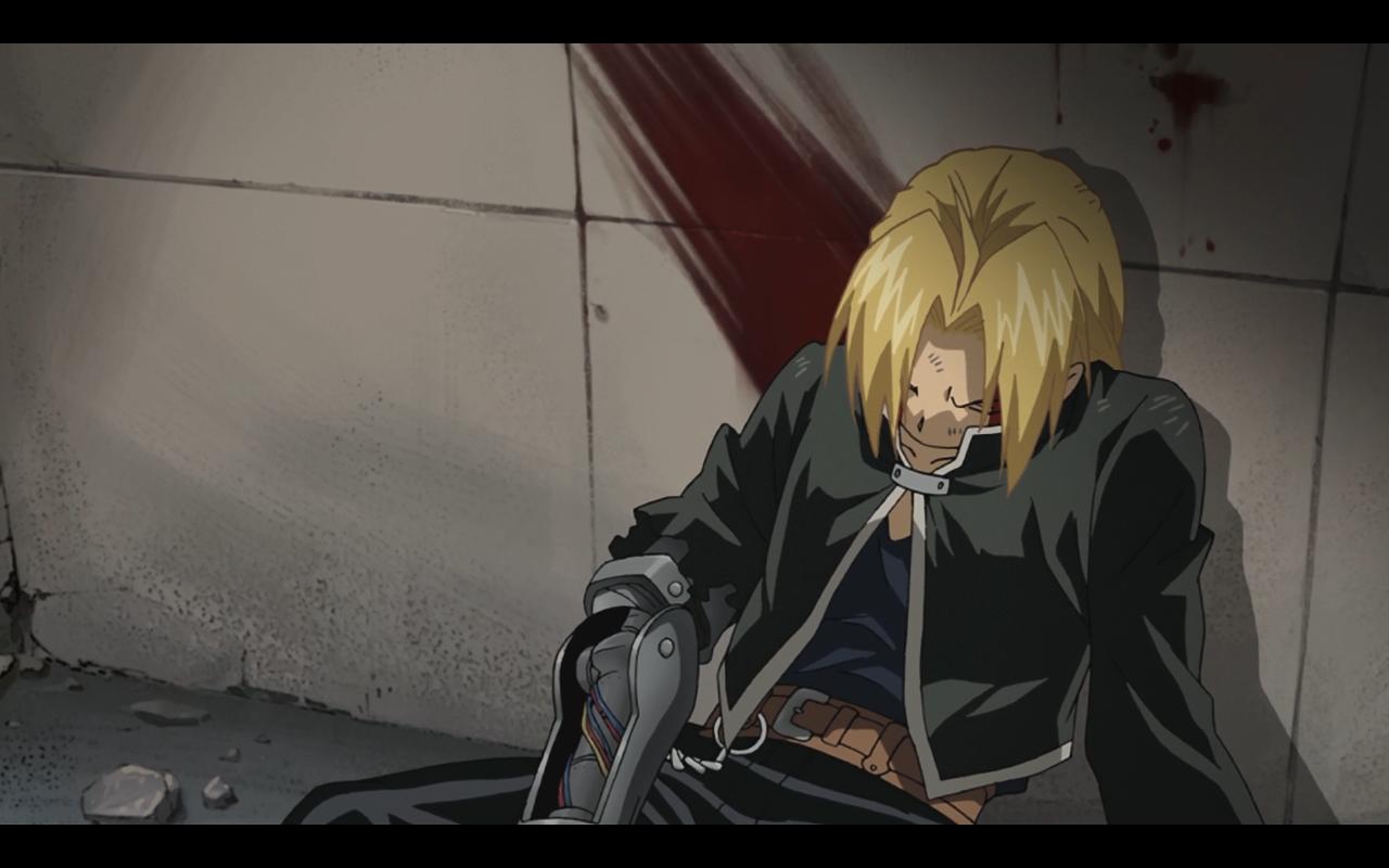 Edward Elric Fullmetal Alchemist Brotherhood 17 Anime ...
