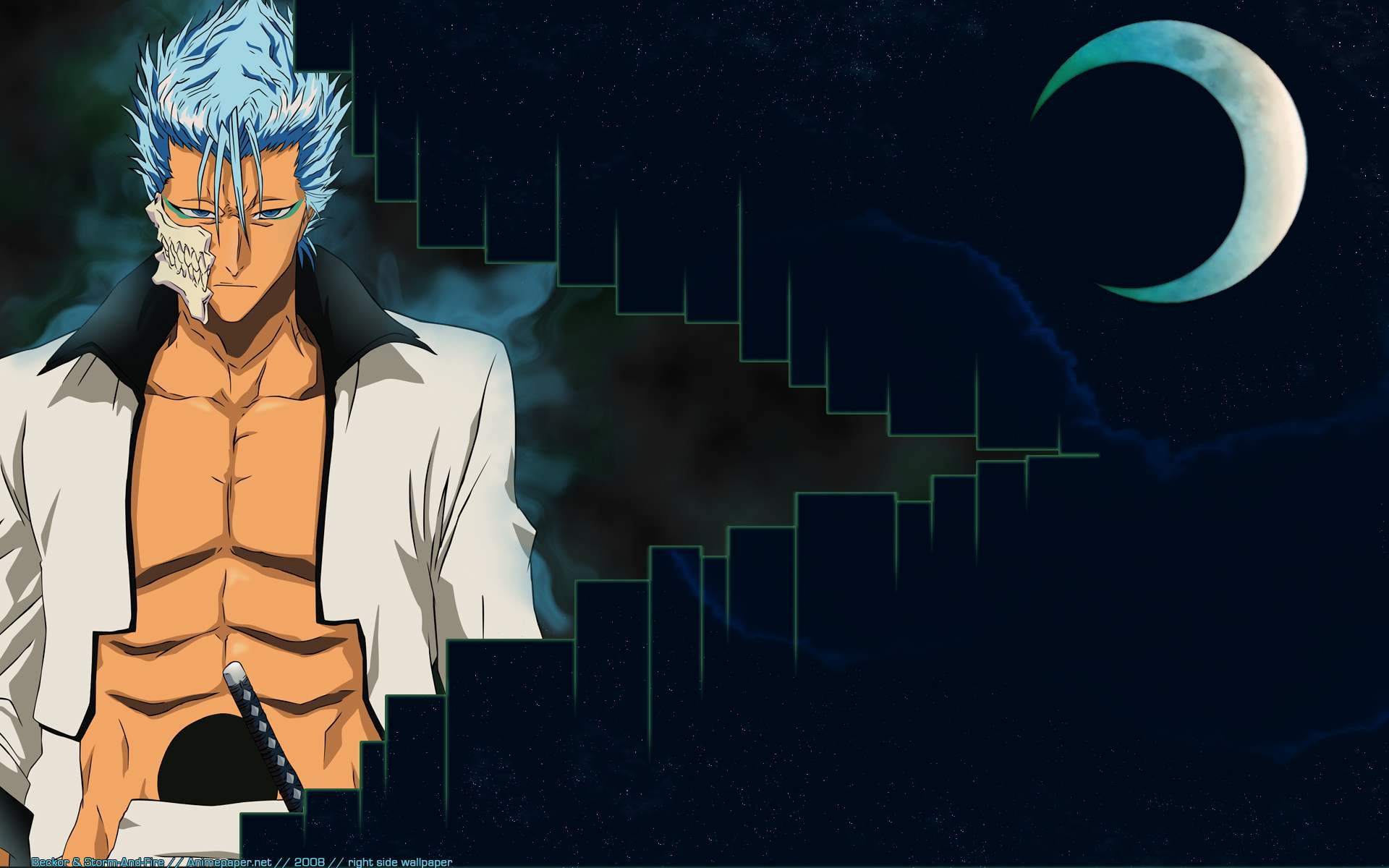 Grimmjow Jeagerjaques Wallpaper Hd 14 Anime