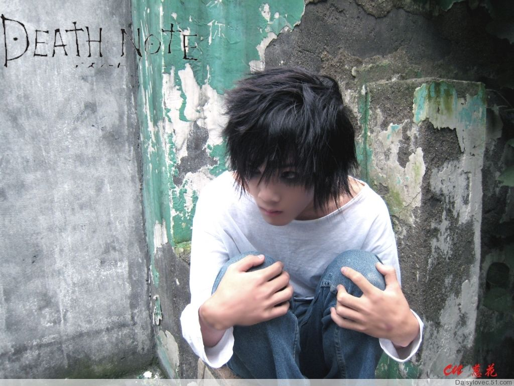L Death Note Hd Wallpaper 11 Anime Background