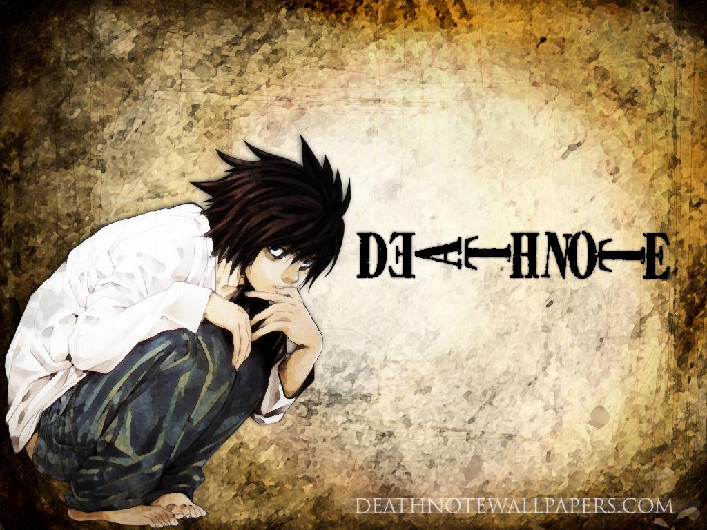 L Death Note Hd Wallpaper 7 Cool Wallpaper - Animewp.com