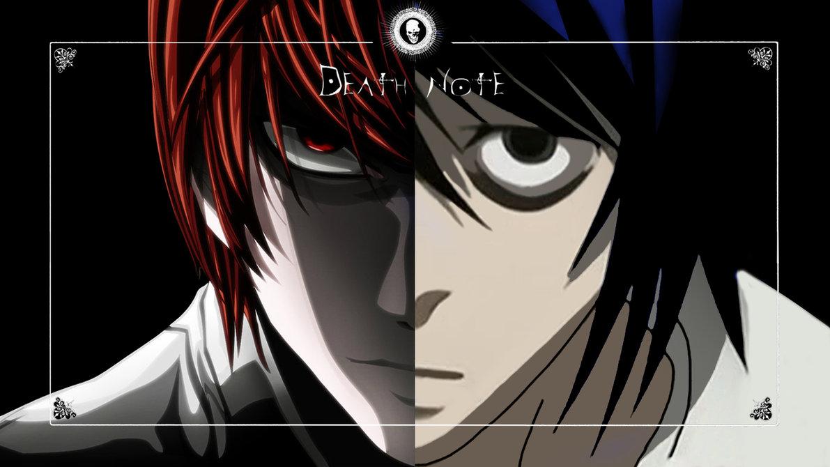 L Death Note Hd Wallpaper 21 Cool Hd Wallpaper - Animewp.com