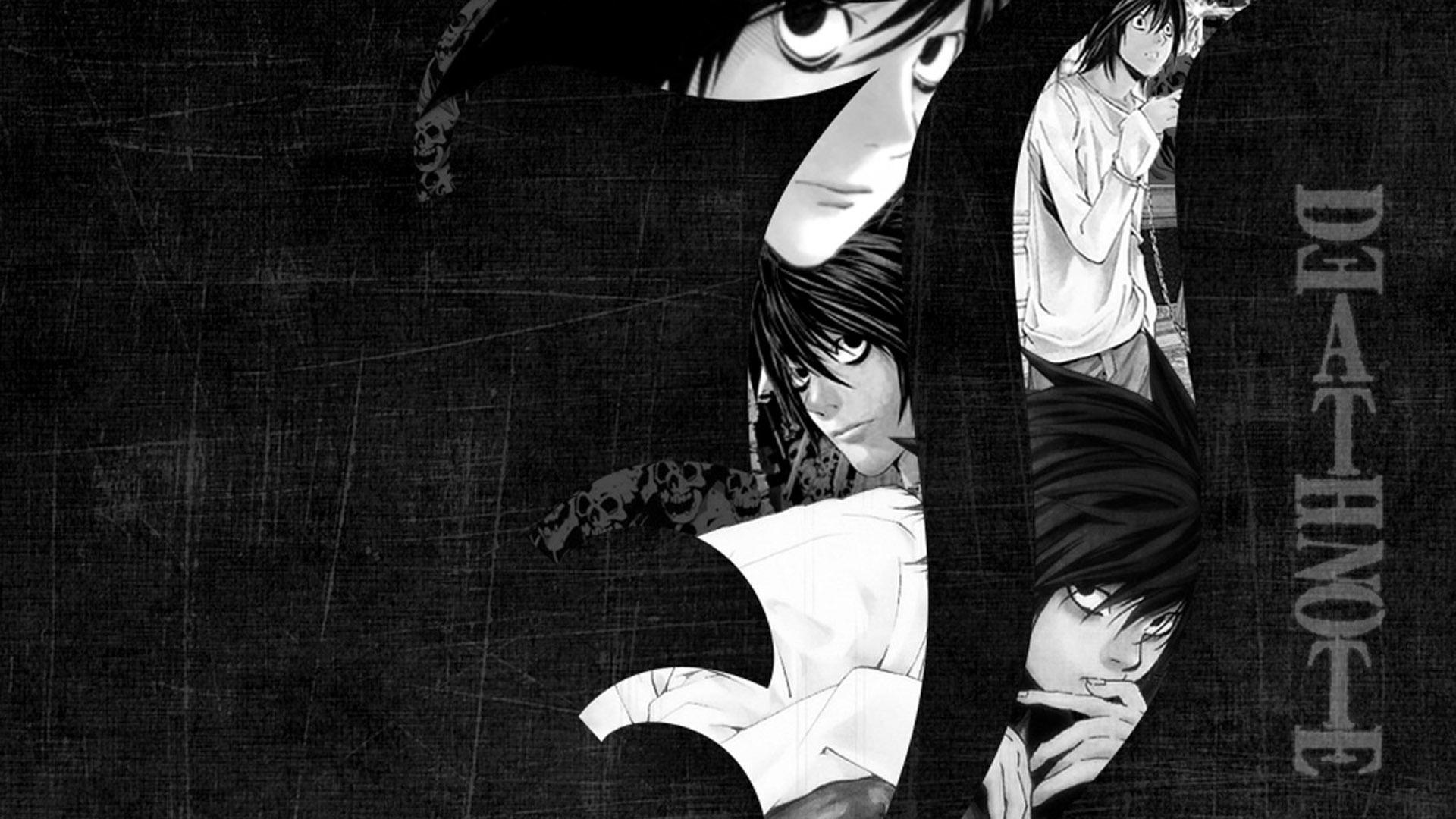 L Death Note Hd Wallpaper  22 Widescreen Wallpaper