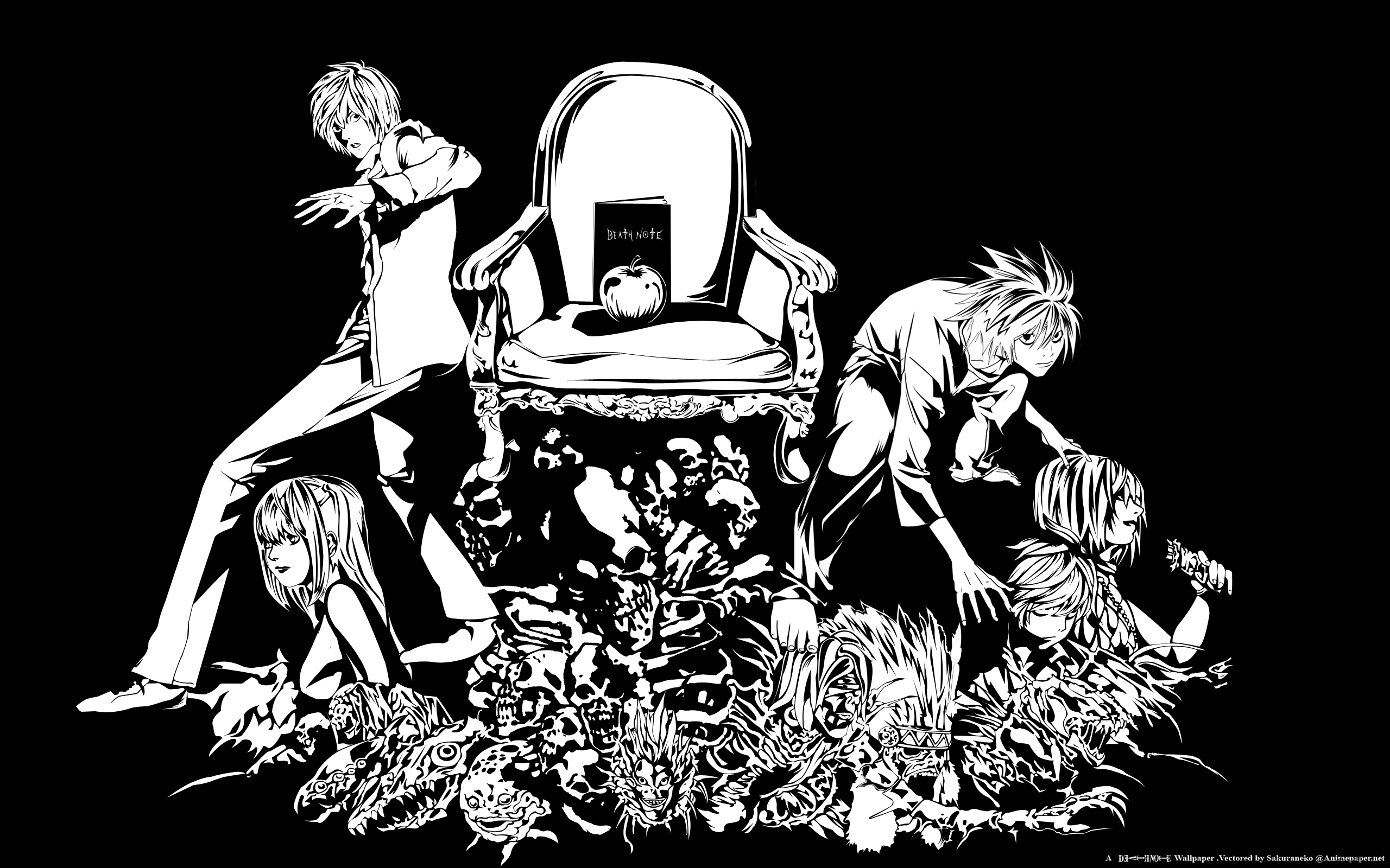 Wallpaper Death Note Hd 11 Free Hd Wallpaper Animewpcom