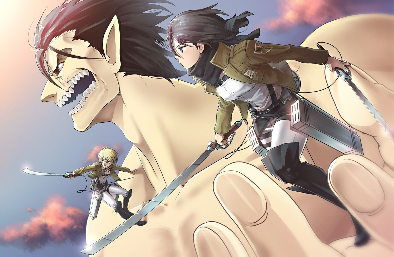 Attack On Titan Eren 10 Cool Wallpaper
