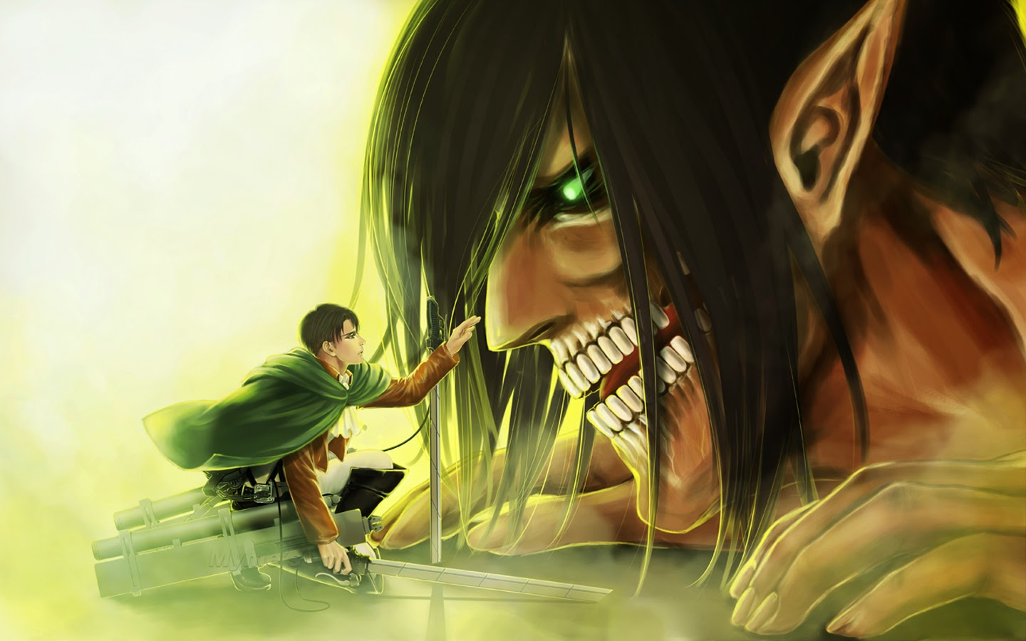 attack on titan eren 3 desktop wallpaper animewpcom