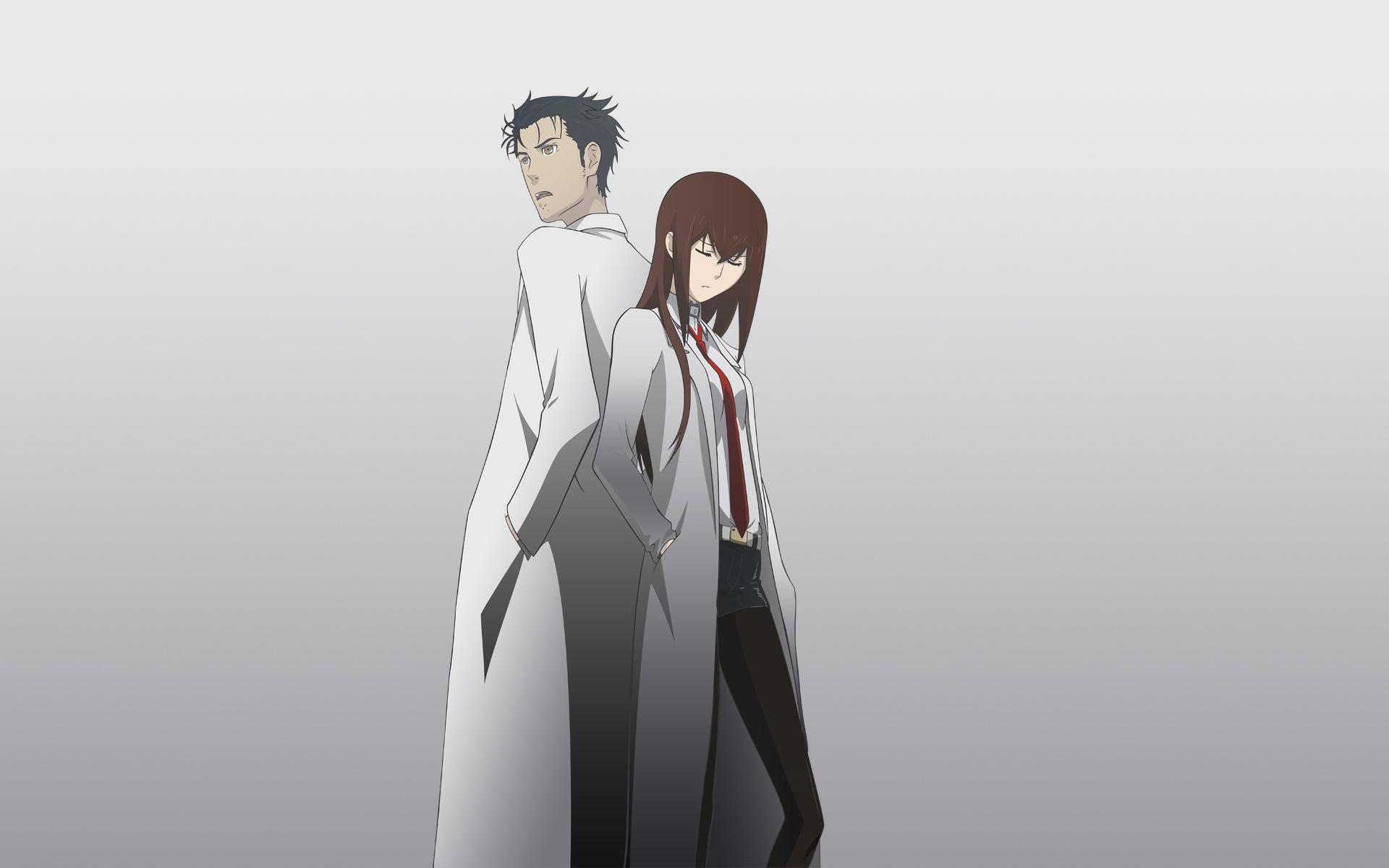 Okabe Steins Gate 17 Hd Wallpaper - Animewp.com