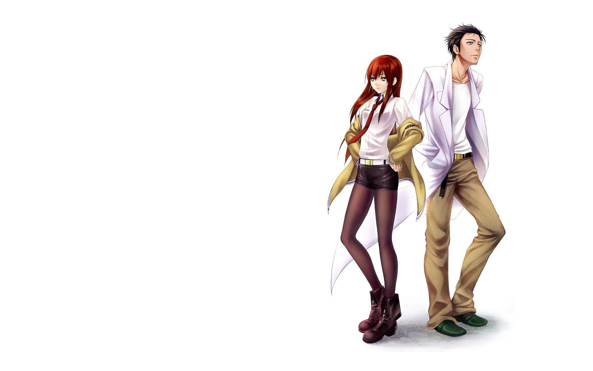 Okabe Steins Gate 6 Free Hd Wallpaper - Animewp.com