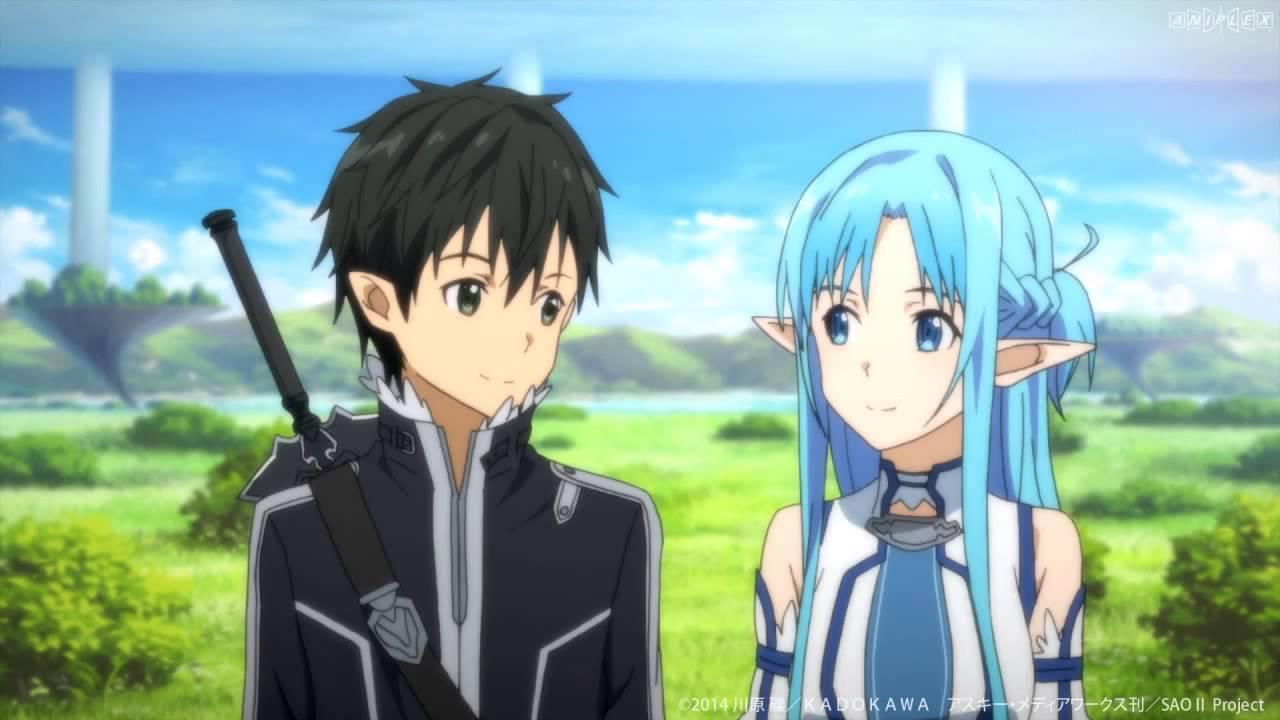 Sao Season 3 Trailer 14 Anime Background