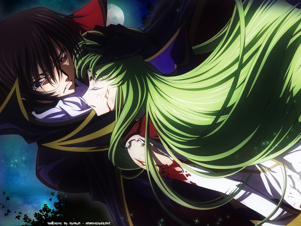 wallpaper lelouch - photo #37