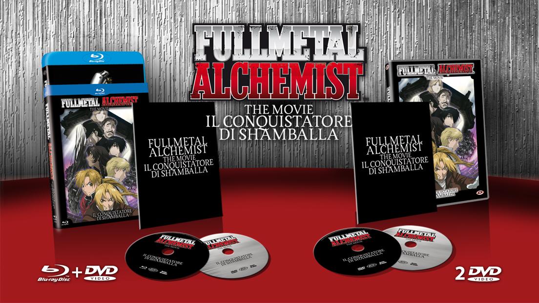 Fullmetal Alchemist Movies 9 Wide Wallpaper