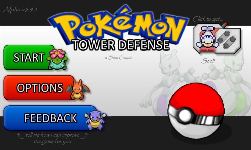 Pokemon Tower Defense Hacked 24 Anime Wallpaper