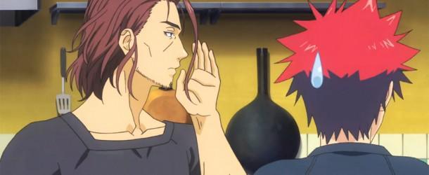 Shokugeki No Soma Episode 1 17 Widescreen Wallpaper