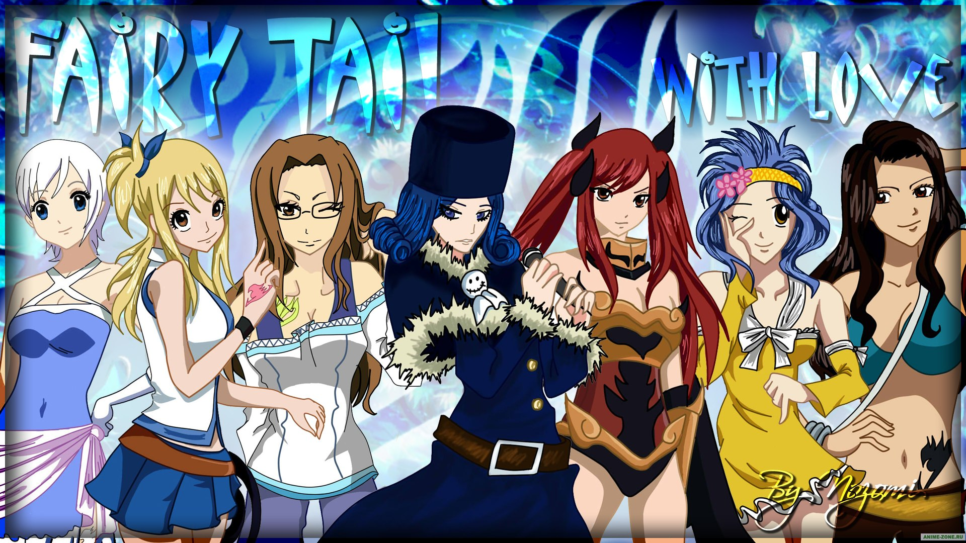Fairy Tail 8 Free Wallpaper Animewp Com
