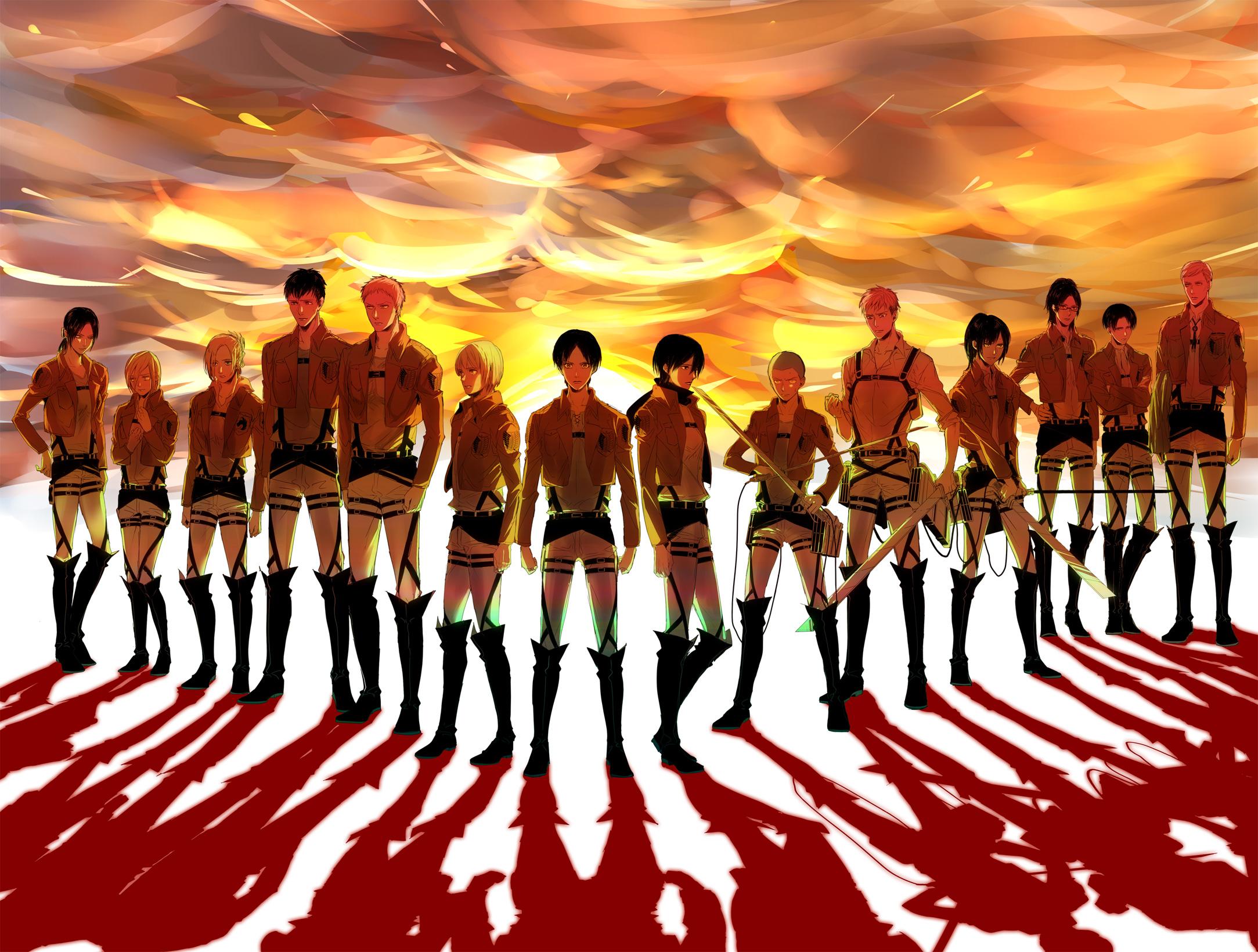 Shingeki No Kyojin Season 2 20 Desktop Wallpaper Animewp Com