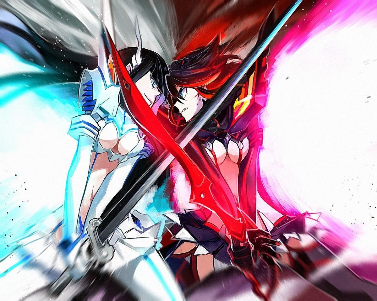 Anime Kill La Kill 24 Cool Hd Wallpaper Animewp Com