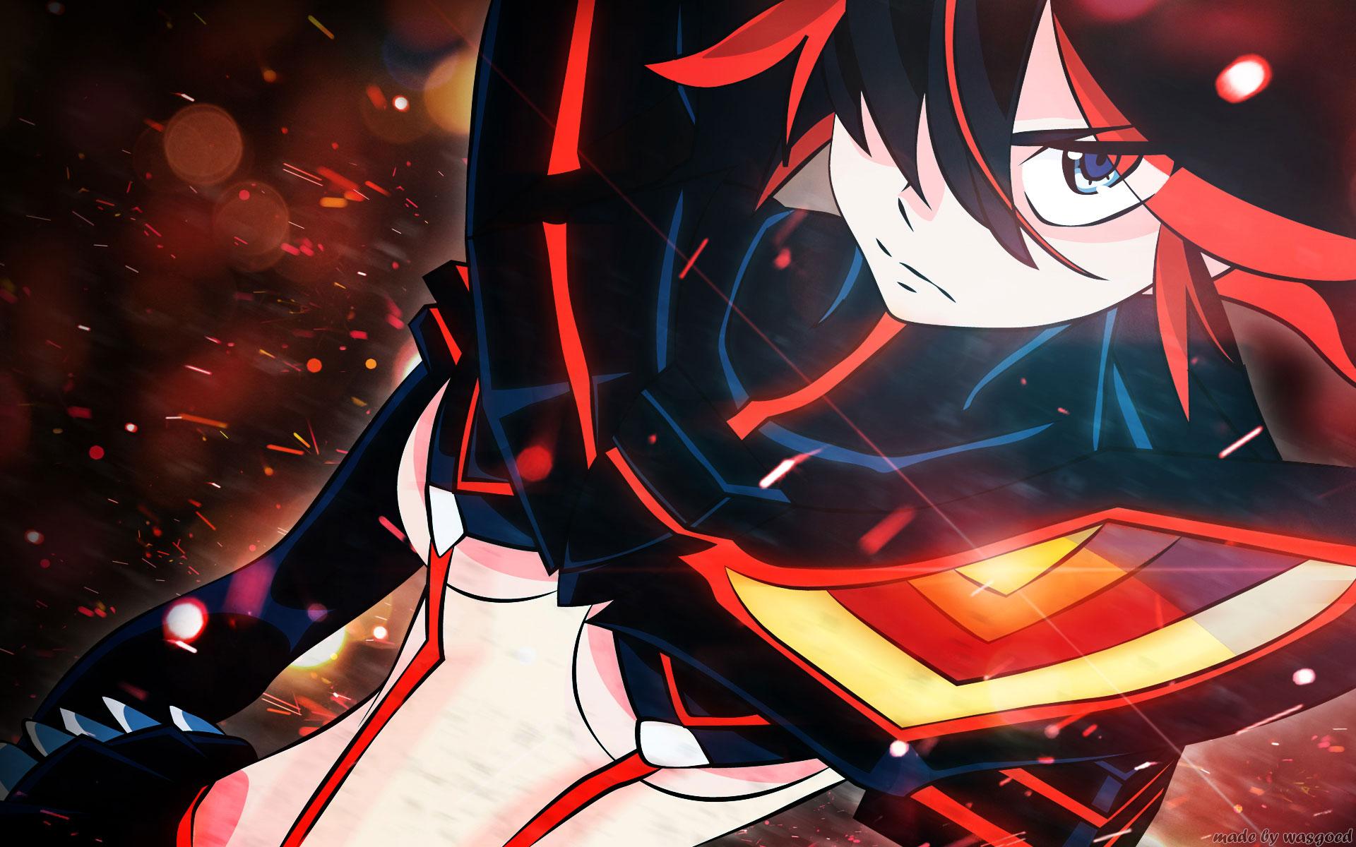 Anime Kill La Kill 7 Background Wallpaper Animewp Com
