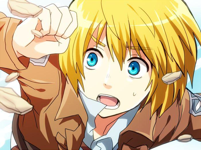 Armin Arlert 18 Desktop Wallpaper Animewp Com