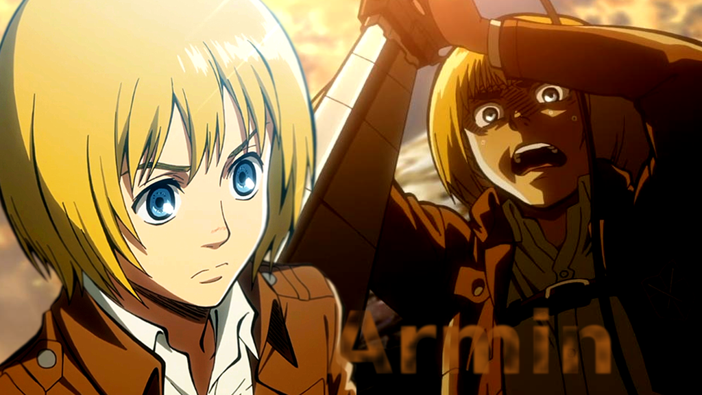 Armin Arlert 18 Desktop Wallpaper Animewp Com