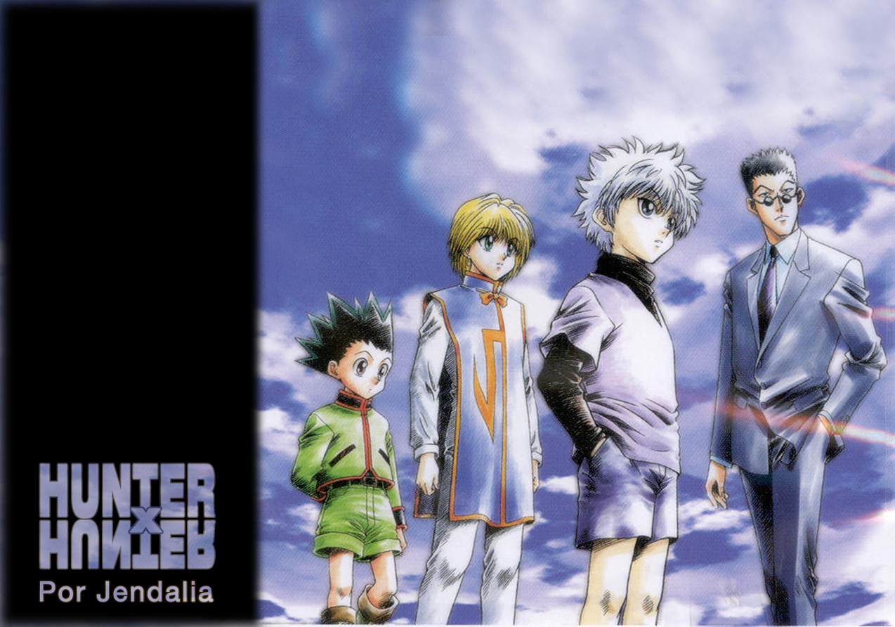 Hunter X Hunter 115 Desktop Wallpaper Animewp Com