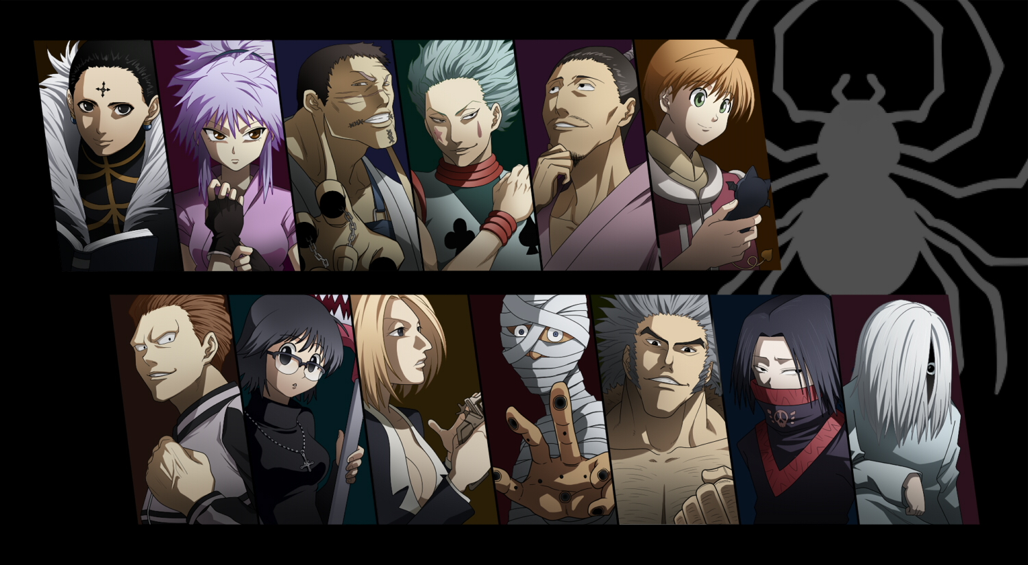Hunter X Hunter 119 Desktop Wallpaper Animewp Com