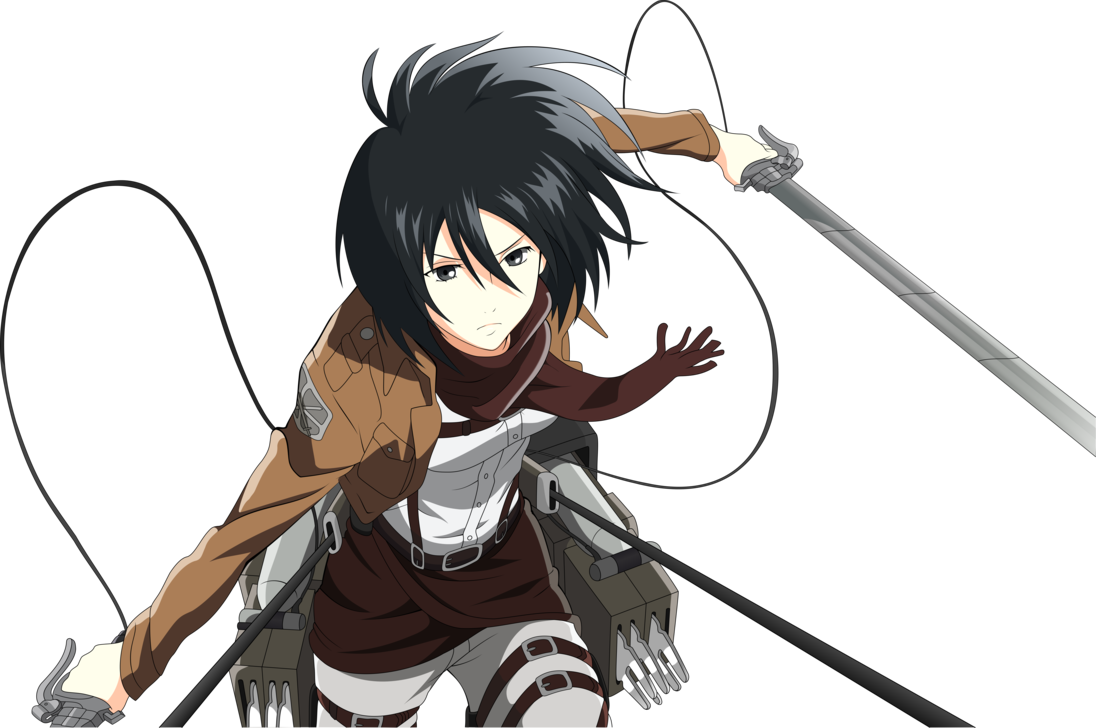 Anime Wallpaper Hd Wallpaper Anime Mikasa Hd
