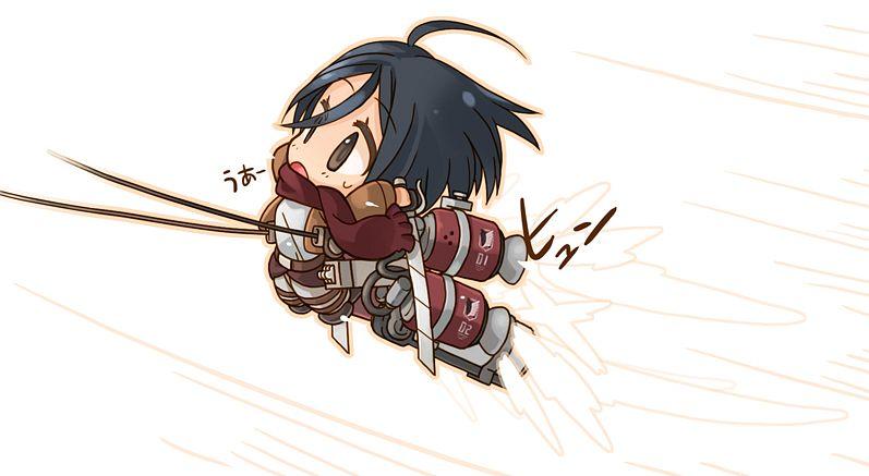 Mikasa Ackerman 7 Desktop Wallpaper Animewp Com