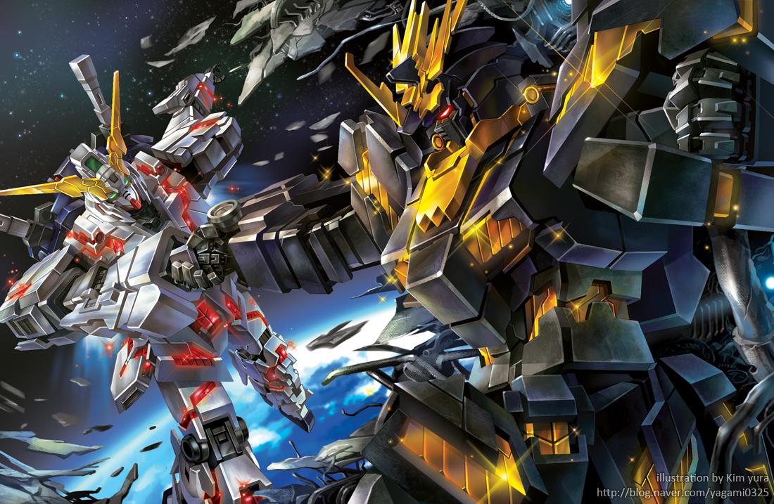 Mobile Suit Gundam Unicorn 29 Cool Wallpaper Animewp Com
