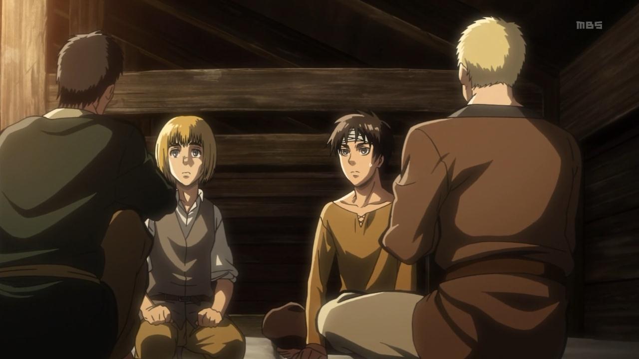 Shingeki No Kyojin Season 2 Episode 1 3 Wide Wallpaper Animewp Com