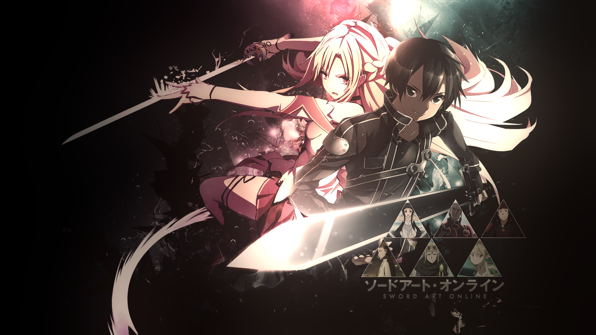 Sword Art Online Season 2 20 Free Hd Wallpaper Animewp Com