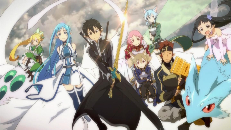 Sword Art Online Season 2 25 Widescreen Wallpaper Animewp Com