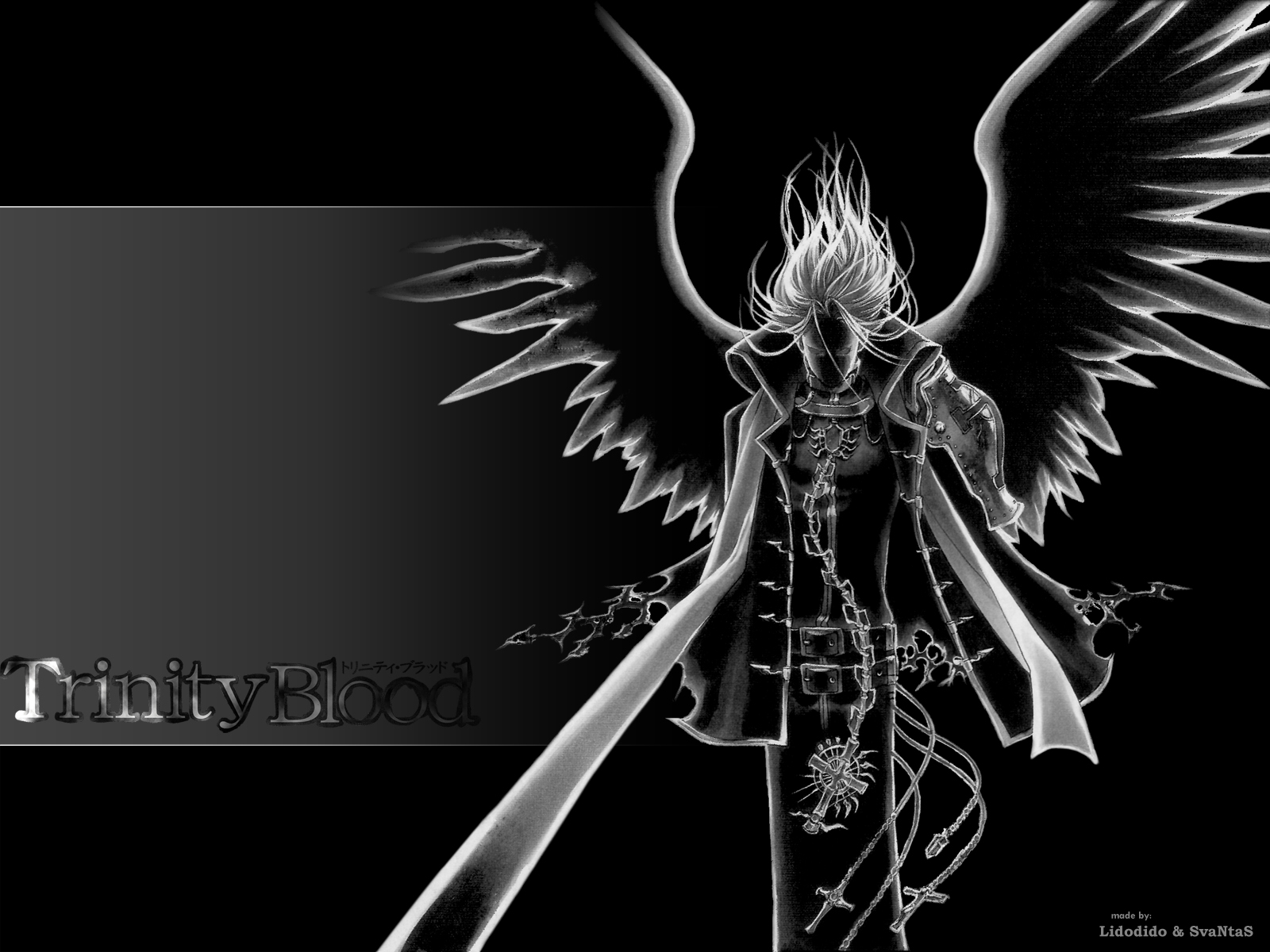 D Gray Man Wallpaper Allen Walker 31 Anime Wallpaper Animewp Com