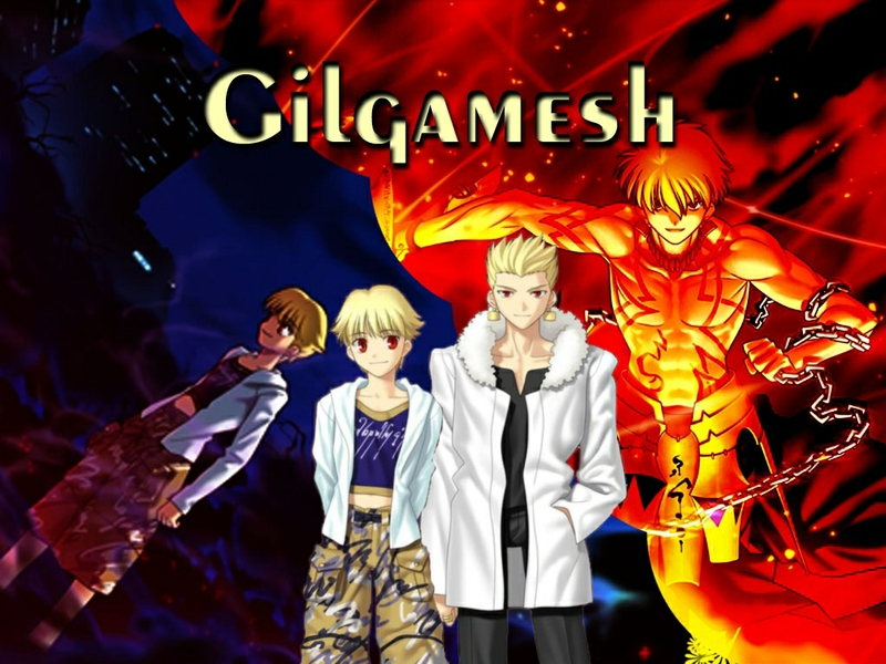 Fate Stay Night Gilgamesh Wallpaper 10 Desktop Wallpaper Animewp Com