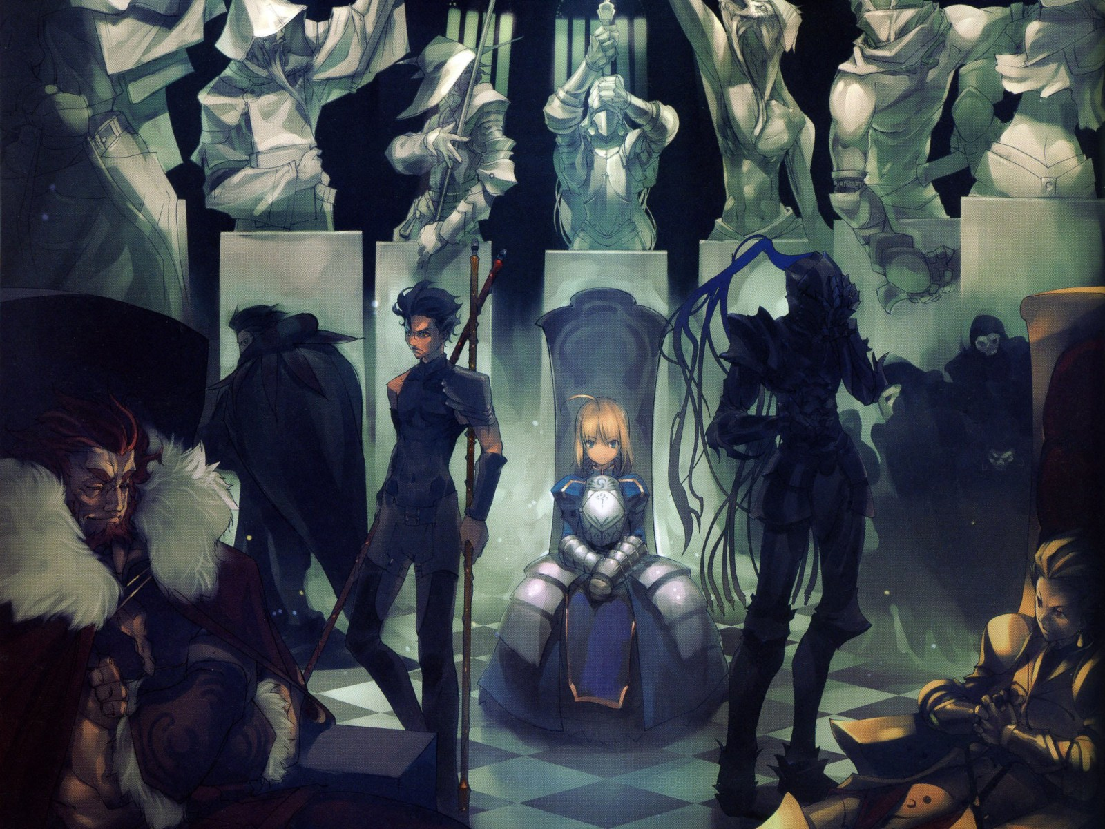 Fate Stay Night Lancer Wallpaper 20 Anime Wallpaper Animewp Com