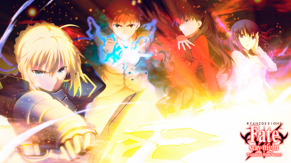 Fate Stay Night Unlimited Blade Works Wallpaper 25 Background