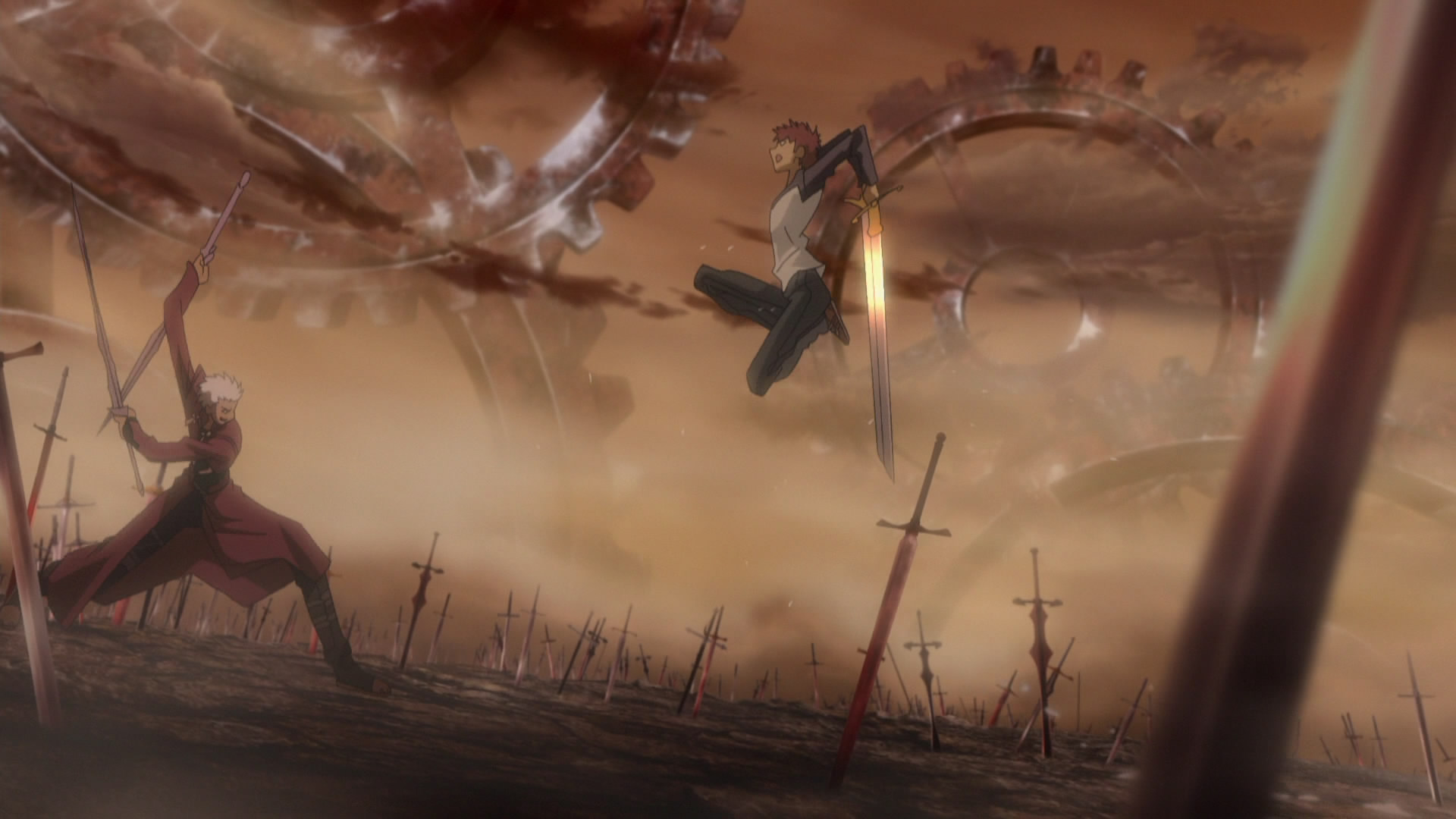 Fate Stay Night Unlimited Blade Works Wallpaper 27 Widescreen