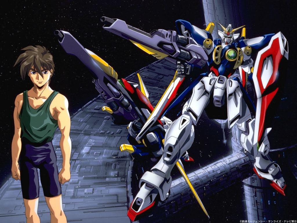 Gundam Wing 23 Free Hd Wallpaper Animewp Com