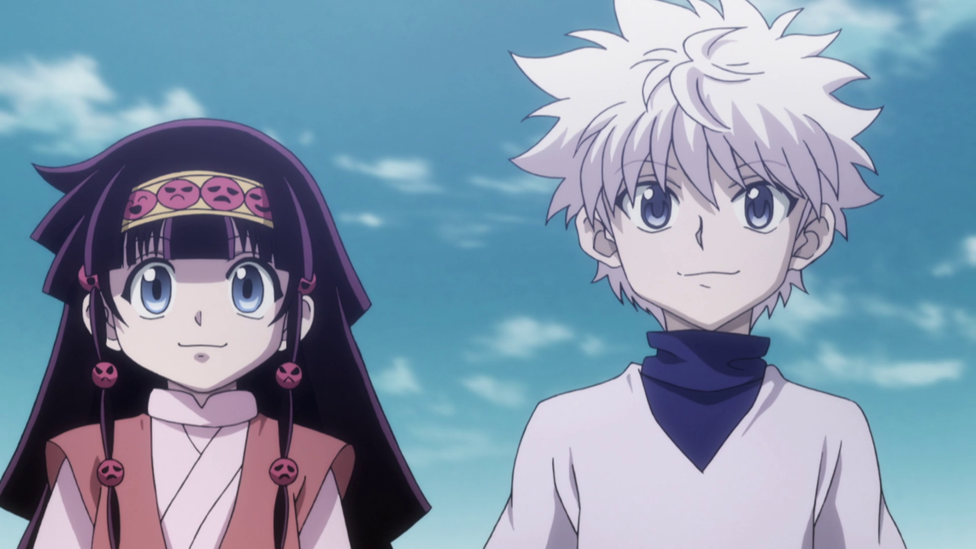 Hunter X Hunter Alluka 3 Wide Wallpaper Animewp Com