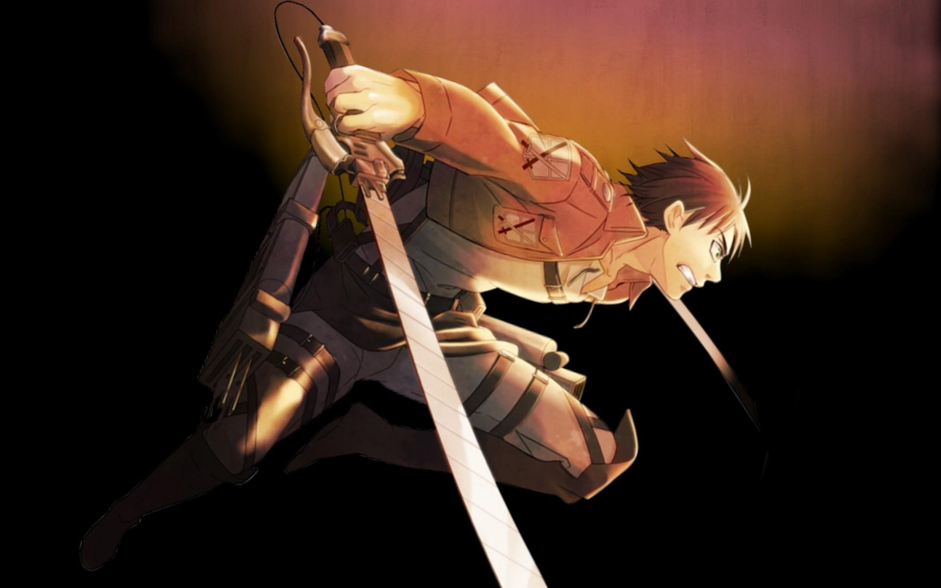 Attack On Titan Eren 2 Cool Wallpaper Animewp Com