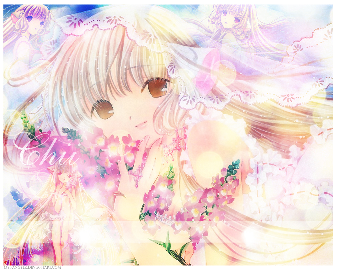 Chobits Chii 4 Cool Hd Wallpaper Animewpcom