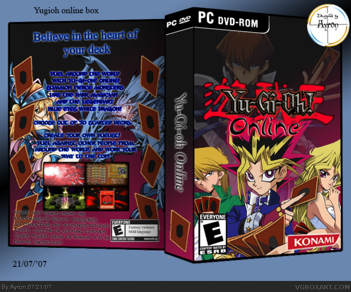 download free game yu gi oh for pc